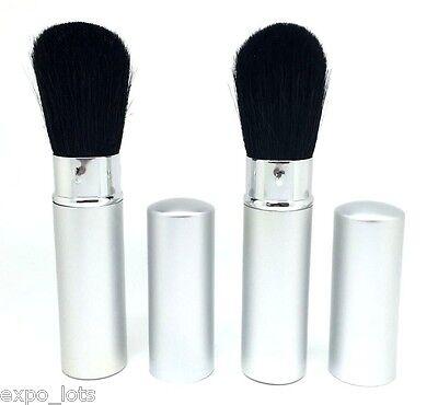 Retractable Face Brush ** 2 PIECES **
