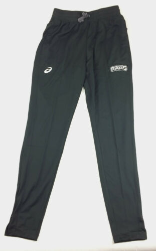 New Asics Highland Rams Tricot Warmup Training Pants Men/'s M Anthracite A032A756