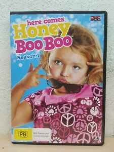 Honey-Boo-Boo-Season-1-DVD-BEAUTY-PAGEANT-REALITY-TV-5-Hours-REGION-4