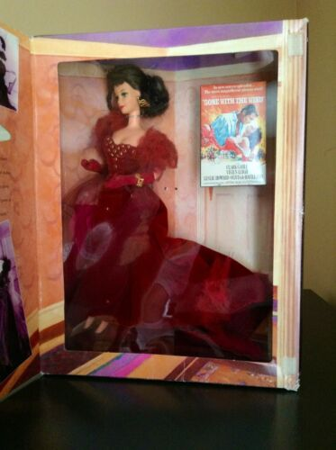 1994 Hollywood Legends Collections Barbie as Scarlett O Hara. Reduced
