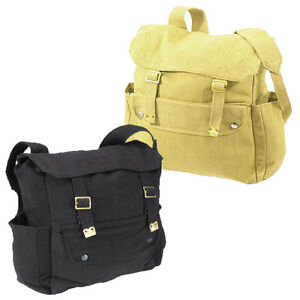 38f7106b466e WP4 Webbing Military Retro Bag Canvas Backpack Day Pack Haversack ...