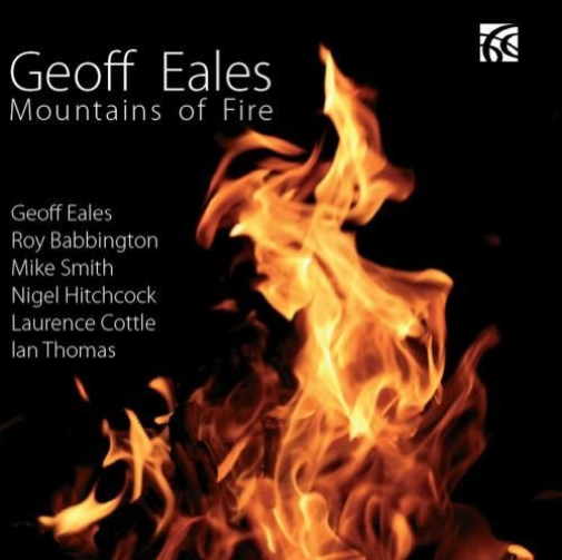 """""""Eales, Geoff""""-Mountains Of Fire CD NUOVO"""