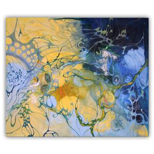 STRUKTURGEMALDE-034-MALEDIVEN-DREAMS-034-Bild-Kunst-Modern-Art-von-Bozena-Ossowski