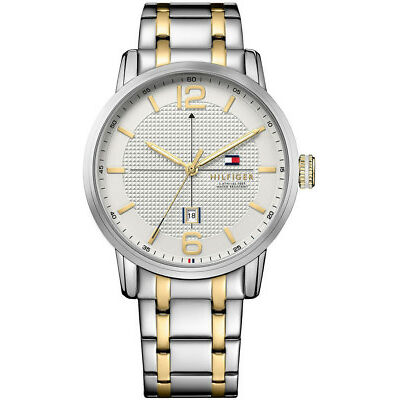 NEW Tommy Hilfiger 1791214 George Watch White