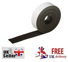 Premium Magnetic Tape Self Adhesive Magnet Strip 3m 18mm Craft crafts Kids Adult