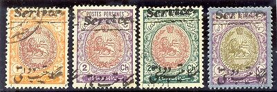Persia Scott 1911 Q31.. High Quality Goods Stamps Asia