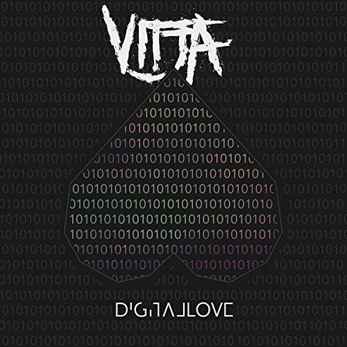 Vitja-Digital Love  CD NEW