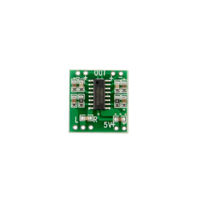 PAM8403 Audio Stereo Amplifier Board Volume Control Class D Kit Module