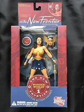 WONDER WOMAN DC Direct The New Frontier Series 1 - Darwyn Cooke NEW MIB RARE