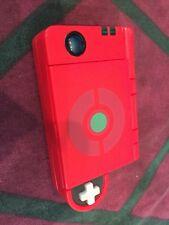 Pokemon Talking Deluxe Pokedex 2007 Jakks Pacific Handheld Game System GO