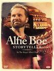 Alfie Boe Storyteller at The Royal Albert Hall DVD 2013 Region