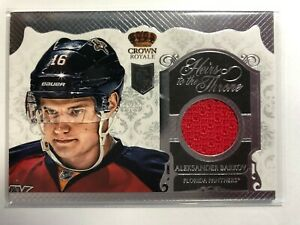 2013-14-Panini-Crown-Royale-Heirs-to-the-Throne-Rookie-Jersey-Aleksander-Barkov