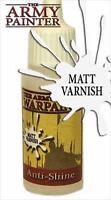 Army Painter Warpaints 18ML Anti-Shine Matt Varnish TAP WP1103
