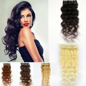 human hair extensions c