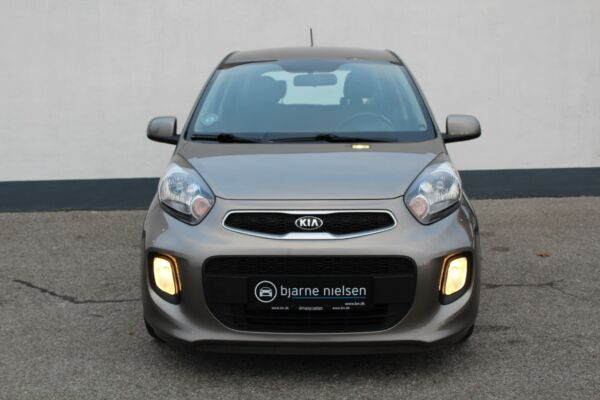 Kia Picanto 1,0 Style+ Limited billede 4
