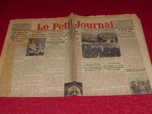 PRESSE-WW2-ENTRE-2-GUERRES-034-LE-PETIT-JOURNAL-034-23038-9-FEV-1926-Mort-WILLETTE