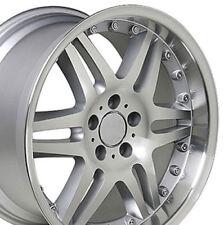 18x85 Wheels Set Fits Mercedes Benz S320 S350 S420 S430 S600 5x112 Rims Set 4