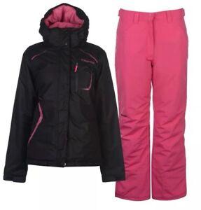 537ef75cb Details about Ladies Ski Jacket And Trousers Salopette Set Suit Snow Coat  Outfit 14/16💕