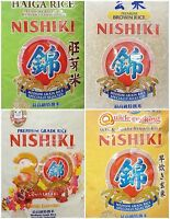 5 Pounds Nishiki Rice Medium Grain Specially Selected Usa Pick One