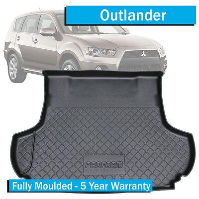 Mitsubishi Outlander (2006-2012) - Boot Liner / Cargo Mat - Wagon