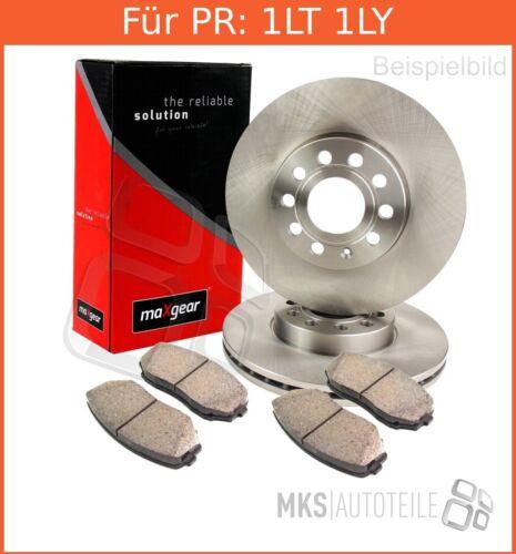 Maxgear Disques de frein garnitures avant ø314 pour audi a4 a4 avant a5 4716596