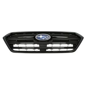 Oem New Genuine Front Grille Assembly 2018 2019 Subaru Legacy 91121al21a Ebay