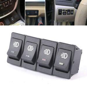 4-Pins-LED-On-Off-Indicator-Rocker-Toggle-Switch-Driving-Fog-Lamp-Work-Light-Bar