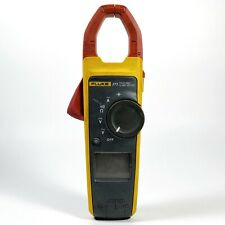 Fluke 373 True Rms Trms Current Clamp Meter 600a 600v Acdc