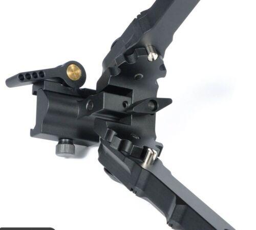 Shooting Adjustable Bolt Bipod w// QD Picatinny Mount 7.25-9 inches Leg Bipod