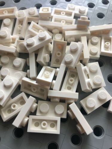 Lego White 1x2 Base Plate Tiles 1 X 2 Bricks Plates New Lot Of 50