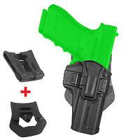 Fab Defense Scorpus Level 1 Roto Swivel Holster For Glock 20, 21, 37, 41 - G-21s