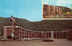 Image Is Loading Pikeville Kentucky Landmark Hotel Vintage Postcard J40343
