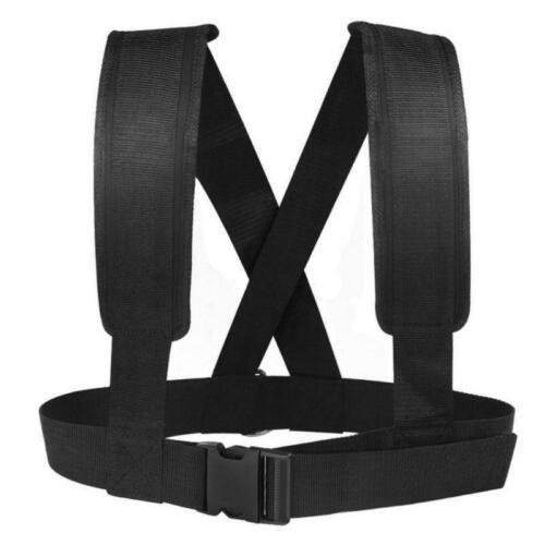 Speed Training Vest Ribbon Clasp Lock Universal Shoulder Strap Rope Cord Kit