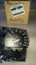 originale GM Strumento Combinato Contachilometri kmh Tachimetro VDO Opel Corsa B