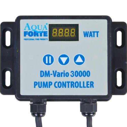 Unità Controller Per Aquaforte DM vario 30000 POMPA PER LAGHETTO
