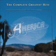 The Complete Greatest Hits by America (CD, Aug-2001, Rhino (Label))