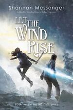 Sky Fall: Let the Wind Rise 3 by Shannon Messenger (2017, Paperback)