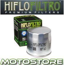 HIFLO WHITE ZINC OIL FILTER FITS BMW R1200 C MONTAUK 2004-2005