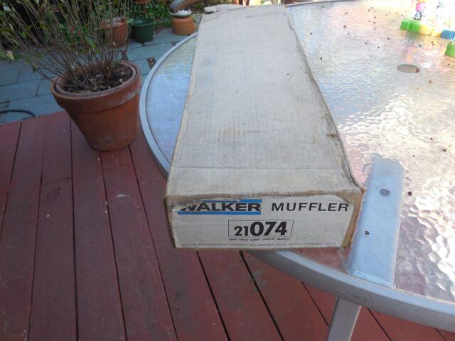Walker 21074 Muffler