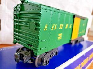K-Line-Reading-Railroad-Stock-Car-0-0-27-Scale-RDG-5121