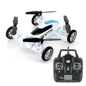 Image Is Loading Syma X9 Flying Quadcopter Car Remote Control