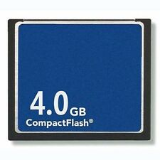 10 x 4GB CompactFlash OEM CF Memory Card GENUINE CHIPS
