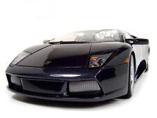 LAMBORGHINI MURCIELAGO ROADSTER BLACK 1:18 DIECAST MODEL CAR BY MAISTO 31636