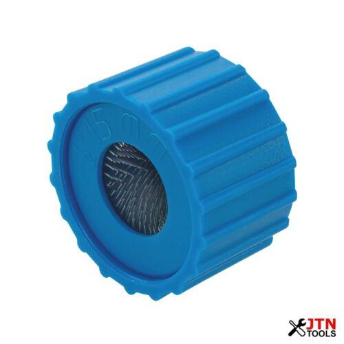 Silverline Fácil Limpiador de Pipa 367546 15mm
