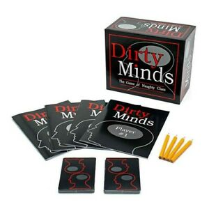 Dirty-Minds-The-Game-of-Naughty-Clues-Board-Game-Sealed