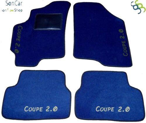 HYUNDAI COUPE/' 2.0 TAPPETI tappetini AUTO 4loghi+4blok