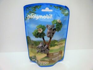 Playmobil Koala Bear s mother /& baby Animals for Zoo Safari Wildlife NEW