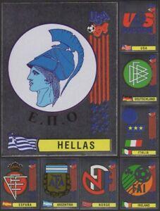 1994-Panini-World-Cup-USA-039-94-Stickers-Foil-Team-Badges-U-Pick-Choose-List