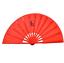 Tai-Chi-Wooden-Fan-Traditional-Martial-Arts-Folding-Bamboo-Design-UK-Stock thumbnail 1
