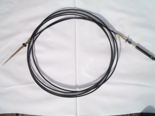 21/' CONTROL CABLE EVINRUDE//JOHNSON SNAP-IN STYLE